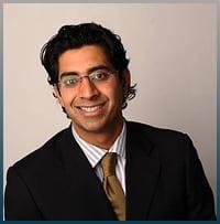 Anesthesiologist Dr. Salman Hussein