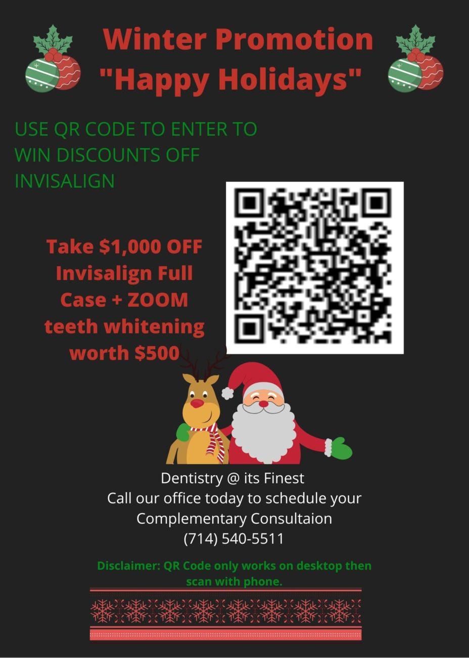 dentist in Costa Mesa California specials