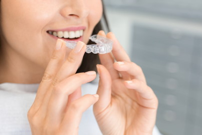 Clear Aligners for Orange County Community